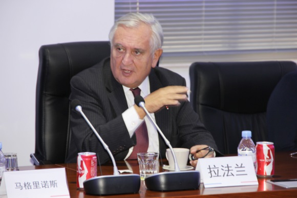 Mr. Jean-Pierre Raffarin, Former Prime Minister of France