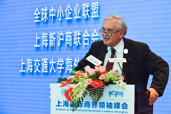 Mr. Jean-Pierre Raffarin, Vice President of the French Senate and Former Prime Minister of France