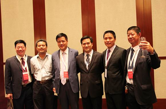 Mr. Cao and the Chinese Lead Entrepreneurs of GASME